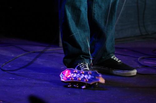 The Demon Beat, Motorco, Durham NC, 03/09/11