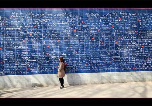 Paris sur le mur by jmboyer