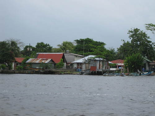 The city of Tortuguero