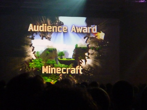 GDC 2011 Minecraft