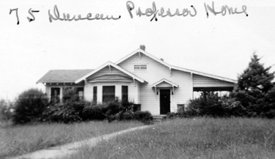 Duncan Professor's House