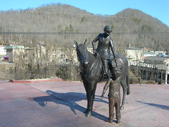 Mary Breckinridge Statue