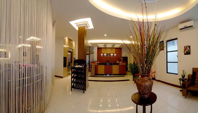 Lobby, Macau Hotel