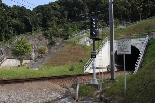 Northern portal of Tunnel no. 5