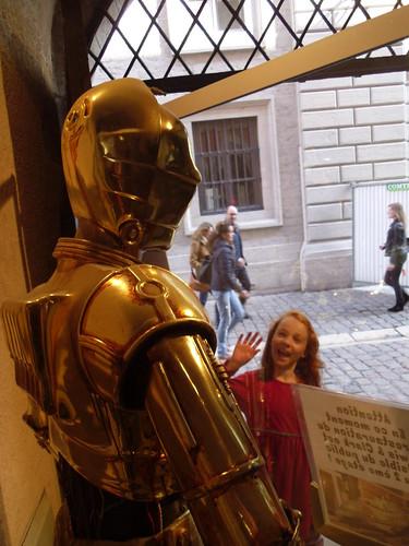 C3PO and Sagan