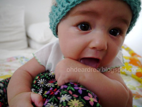 ohdeardrea four months old