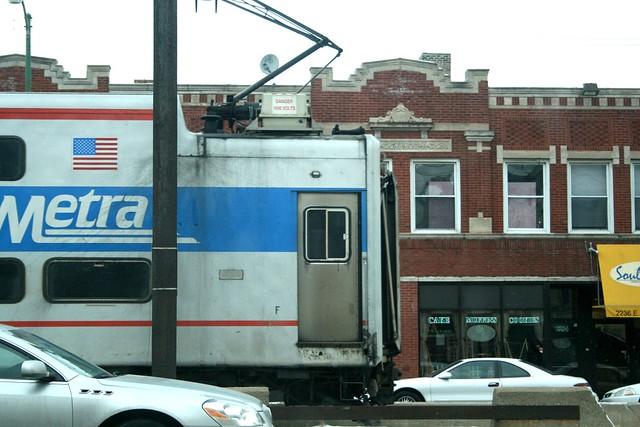 street train