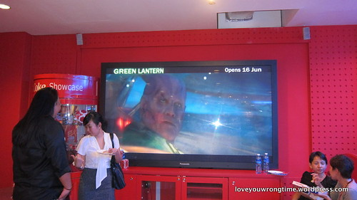 Green Hornet movie premiere