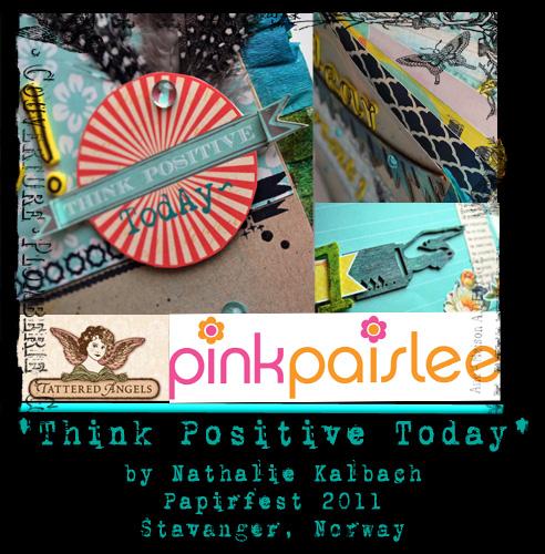 Think PositivePapirfestAd