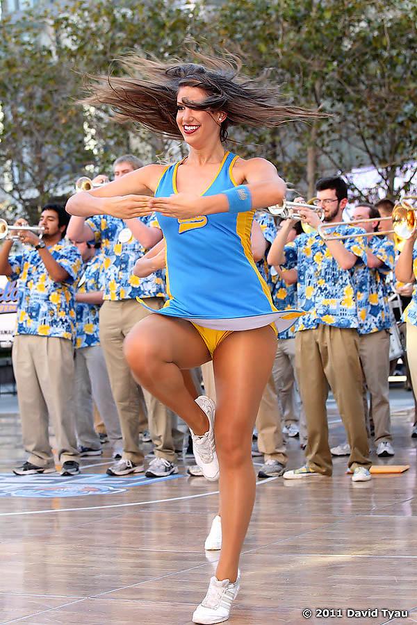 UCLA Dance Team 009
