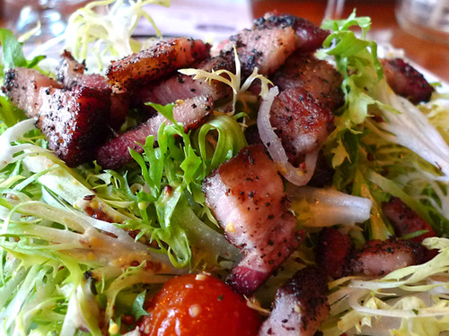 Frisée & Bacon Salad