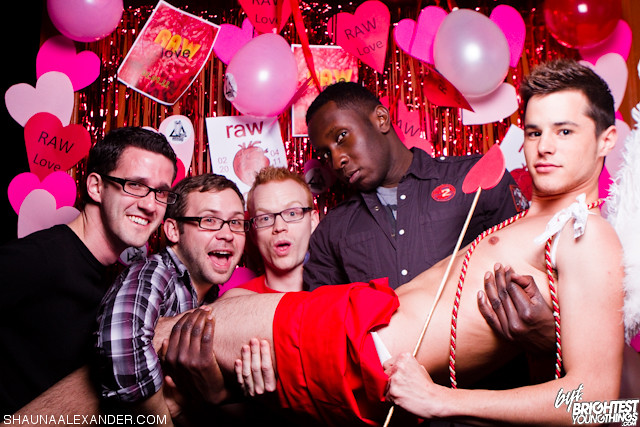 A RAW VDay with BYGays-3923