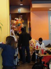 Good Luck Dragon Visit