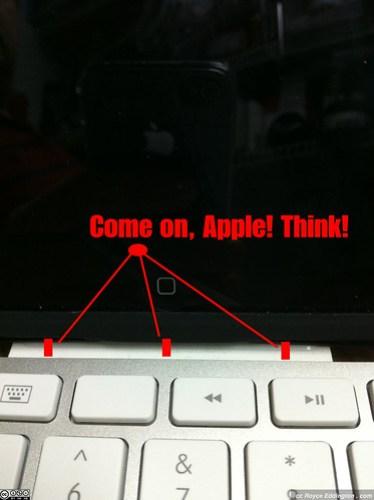 Apple iPad Case-Keyboard Fit