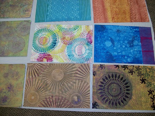 Paste papers in Albie's class