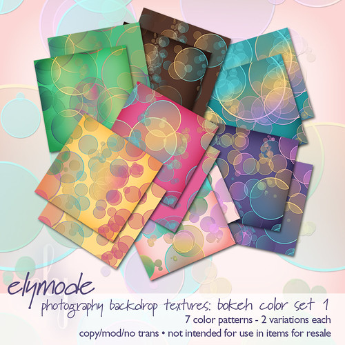 *elymode* photography backdrops