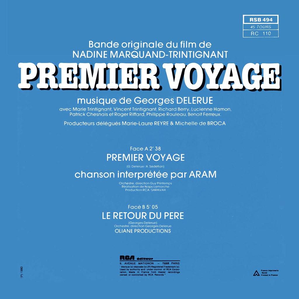Georges Delerue - Premier Voyage