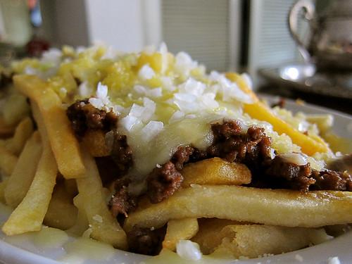 Chilli Cheese Fries