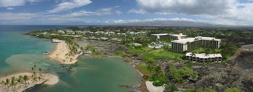 Waikoloa Resorts and Anaehoomalu Bay - Post 2011 Tsunami