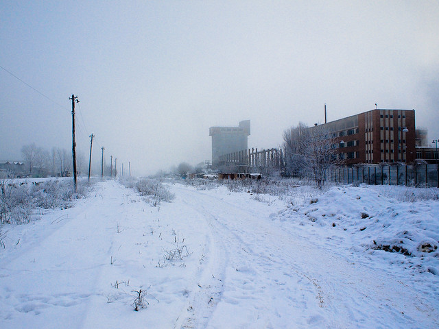Iarna la Lujerului