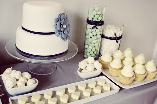 wedding dessert table 4