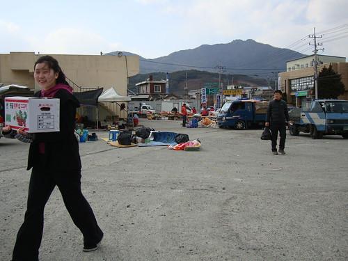 Markt bei Imrang