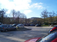 Barley car park