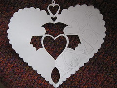 paper lace heart wip