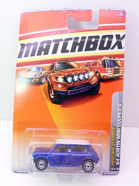 matchbox '64 austin mini cooper s (1)