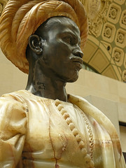 Negro from Sudan by Charles Cordier 1857 CE Fr...