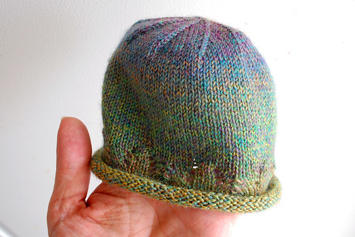 A hat for Eliza.