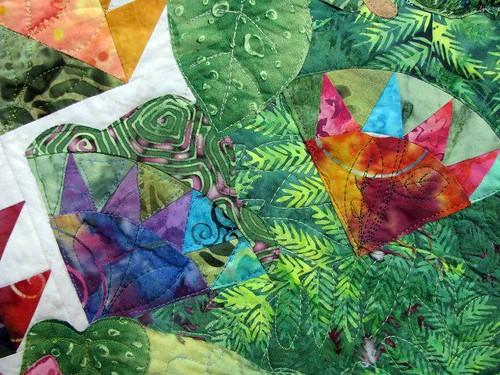 Phyllis Dickenson's Quilt