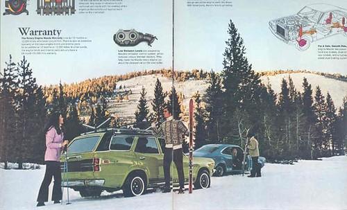 1973 Mazda Brochure page 5