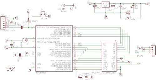 Full Arduino V1.sch