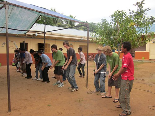 Takeo Service Project Games