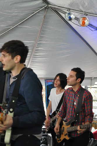 Pains of Being Pure at Heart @ eMusic SXSW Day Party