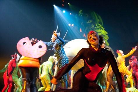 OVO! by Cirque de Soleil in Houston