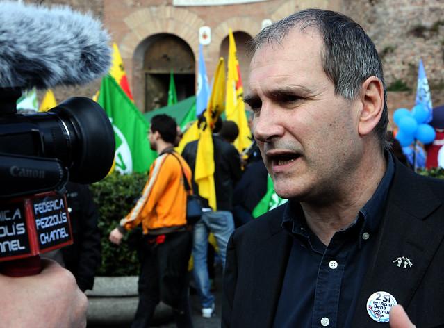 ferrero, manifestazione del 26 marzo per l'acqua pubblica