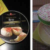 Repurpose: Brie Container