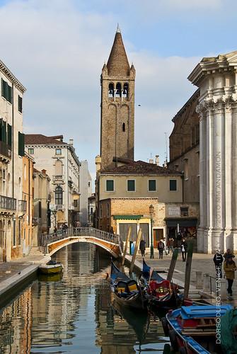 Dorsoduro, Venice