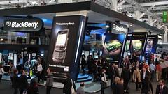 RIM Blackberry @MWC