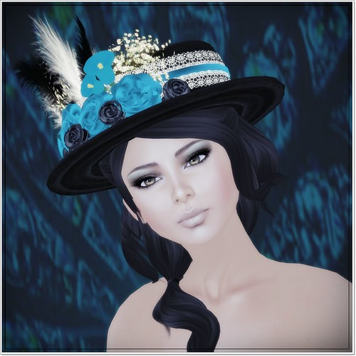 Hatpins - Lady Jessica - Sixty Linden Weekend