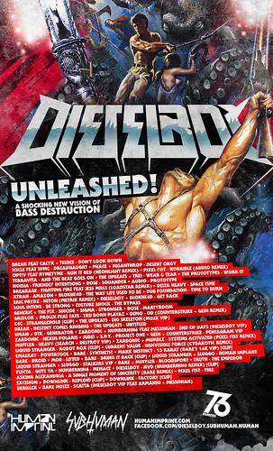 Dieselboy - Unleashed
