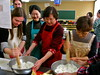 Photo:Pounding rice for kiritanpo - きりたんぽを作っている By
