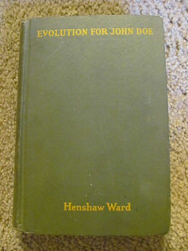 Evolution for John Doe by Henshaw Ward