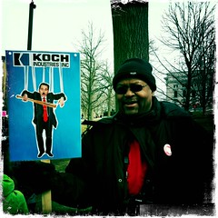 A puppet for the Koch brothers? #wiunion