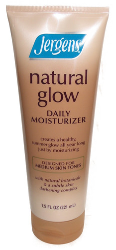 Review Jergens Natural Glow Daily Moisturizer The Impulsive Buy