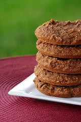 recipe for pumpkin muffin tops