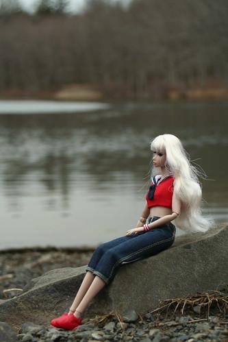 Misaki By The Lake