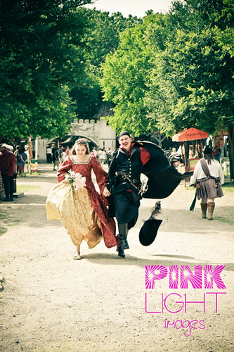 Running through the Faire…